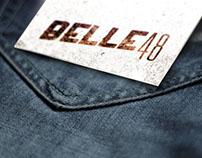 Belle48 Jeans