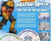 "Quaker Oats' ""Honey Monster Mountain Rescue"""