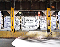 Share #yabsticker Mural