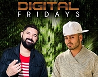 Digital Fridays Presents Roberto Patroni & Eran Hersh