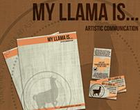 My Llama Is Brand Identity