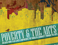 Poverty & The Arts - Community Art Day - Artober