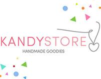 Kandy Store Branding