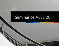 AESE seminars 2011 brochure