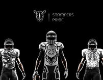 Stampers Football Uniform Concept