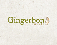 Gingerbon Branding