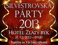 Hotel Zlatý Býk Silvester 2013