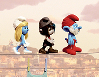 MC DONALD'S - HAPPY MEAL | The Smurfs