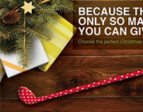 The Track christmas promotion