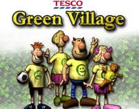 """Tesco """"Green Village"""""""