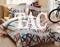 TAÇ Bedclothes Design