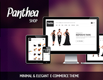 Panthea – Minimal Woocommerce theme
