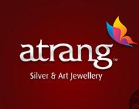 Atrang Fashions Brand Design