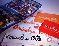 Lettering Ariadna Ollé