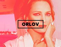 Orlov Jewlery webdesign