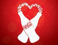 Coke Random for Facebook