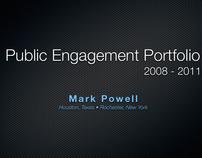Public Engagement Portfolio