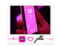 DNA loves JOLLA