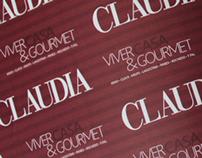 BOOK para Viver Casa & Gourmet - CLAUDIA
