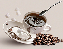 coffee color logo | 咖啡一色logo