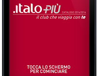 ITALO LOYALTY MOBILE APP