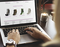 Ruby Shoes / eCommerce