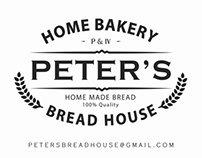 Peter's Bread House - our own little home bakery