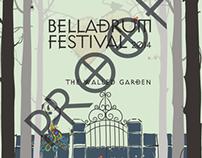 Belladrum Festival Concept