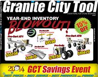 Dec Fabrication Sales 2013 Granite City Tool Flyer