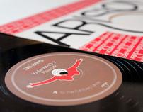 BigBang YAM WHO? Rework Vinyl Label Design