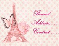 Fashion Buisness Card
