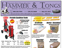 Nov-Jan Monument Sales 2014 Granite City Tool Flyer