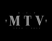 Enterro MTV Brasil