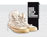 Goed doen met je oude schoen!
