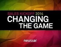 Neustar Sales Kickoff 2014