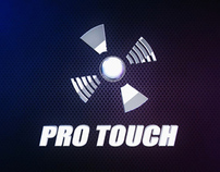 Pro Touch for audio visual systems