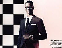 GQ Style - High Contrast
