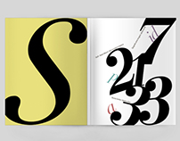 Revista 4 Faces do Tipo - Editorial