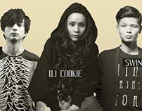 A Studio Online DJ Show Poster