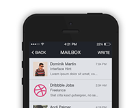 Mailbox UI