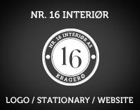 Nr. 16 Interiør