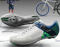bicycle shoe
