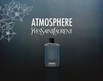 Fragrance Atmosphere Yves Saint Laurent Design