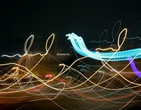 'The Light Trails'
