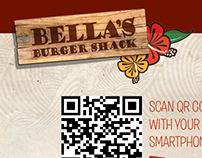 Bella's Burger Shack Posters