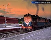Indian Railways Kiosk Design