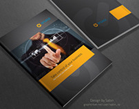 Business Brochure Template vol1