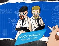 E-learning Asics Brazil