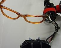 Eye/Gaze Tracking Glasses