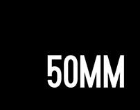 50mm: A Fashion & Portrait Portfolio